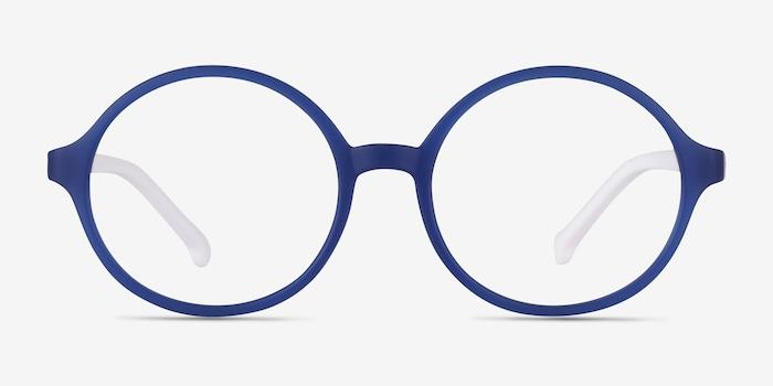 Bleu Circo -  Plastique Lunettes de Vue