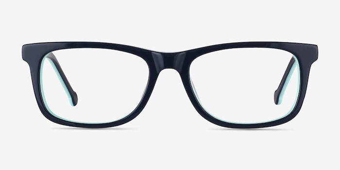 Green Typist -  Acetate Eyeglasses