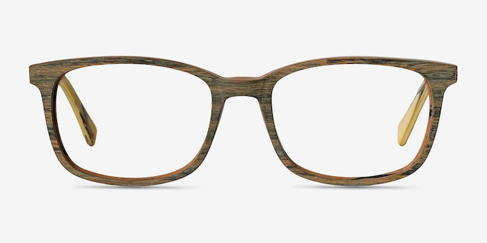 Brown Botanist -  Acetate Eyeglasses