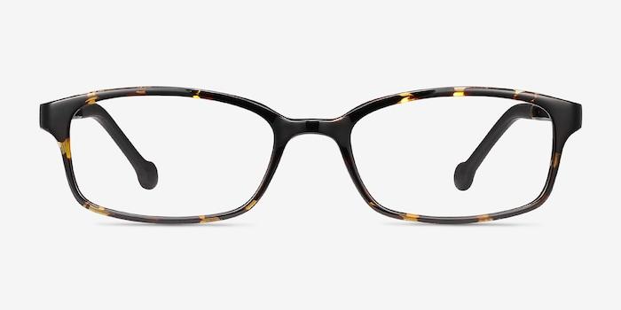 Tortoise Gizmo -  Plastic Eyeglasses