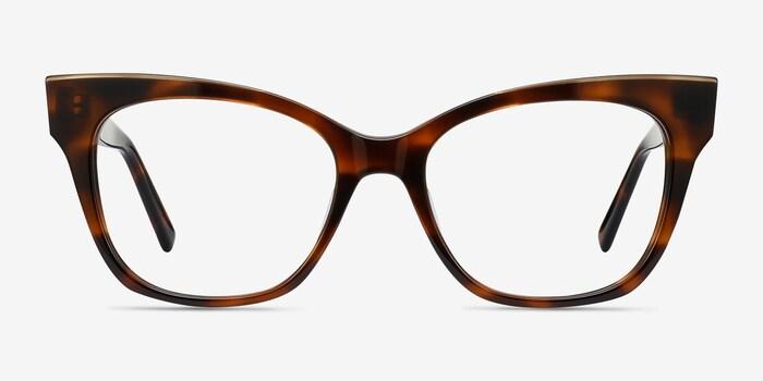 Tortoise Cachet -  Acetate Eyeglasses