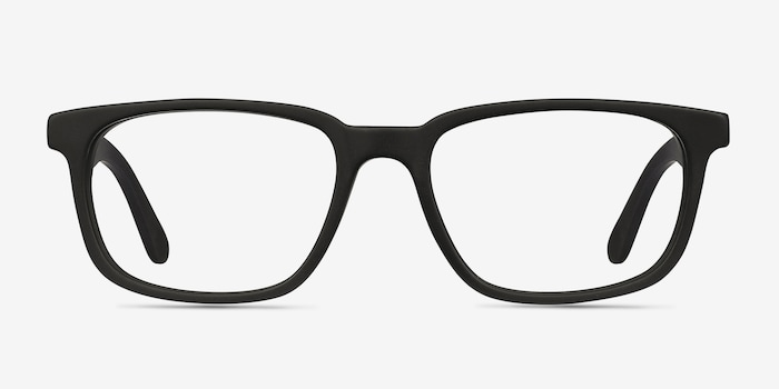 Black Little Bristol -  Acetate Eyeglasses