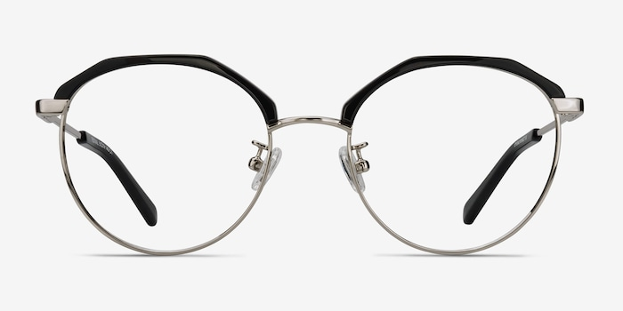 Black Festival -  Acetate Eyeglasses