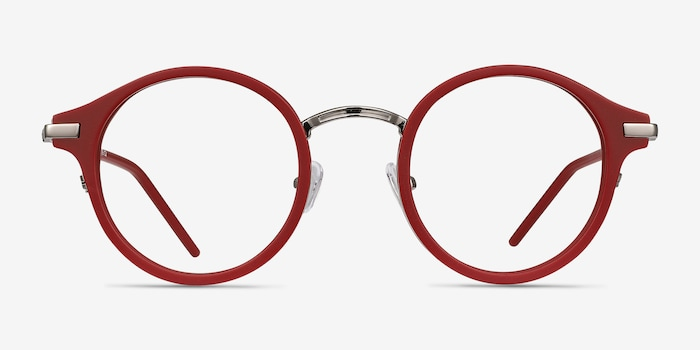 Red Roto -  Colorful Acetate Eyeglasses