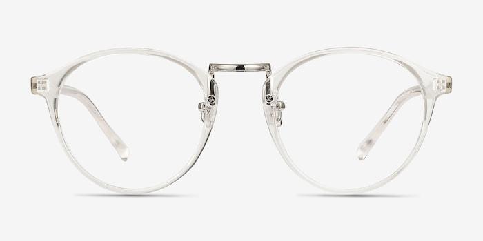 Chillax | Clear Plastic Eyeglasses | EyeBuyDirect