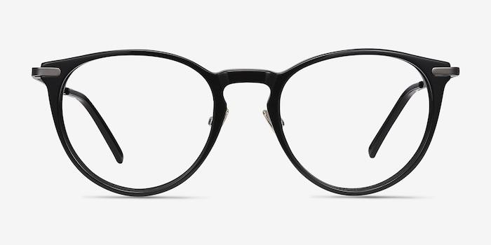 Black Iris -  Acetate Eyeglasses