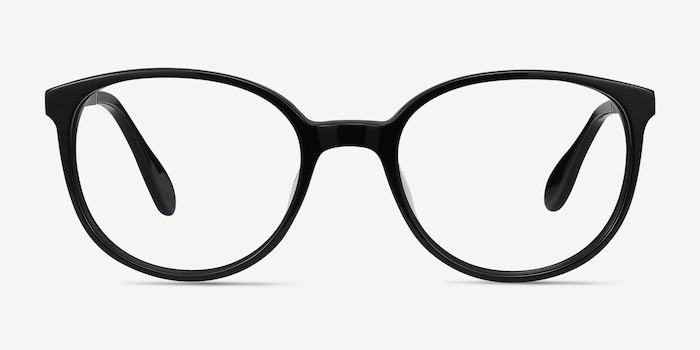 Black Lucy -  Acetate Eyeglasses