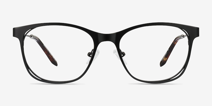 Black Nightfall -  Acetate Eyeglasses