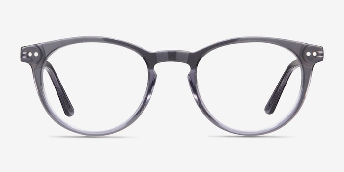 Gray Traveller -  Acetate Eyeglasses