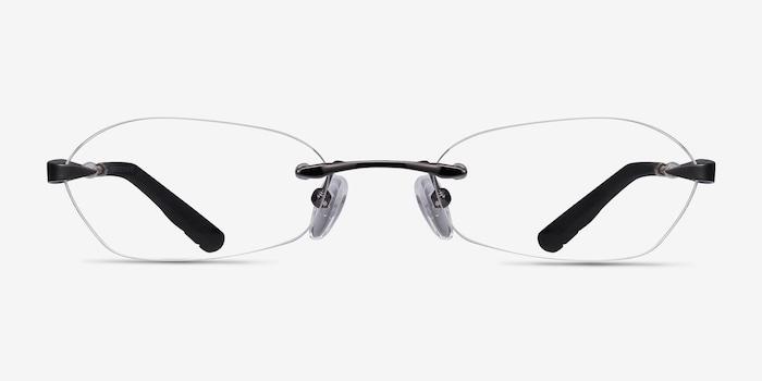 Gunmetal Summer -  Lightweight Metal Eyeglasses