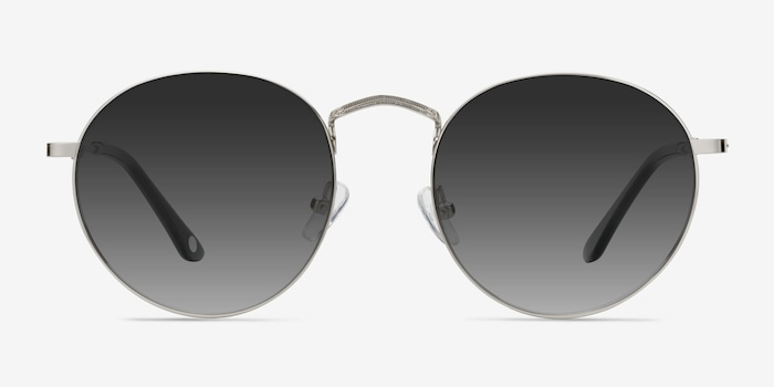 Gray Disclosure -  Vintage Metal Sunglasses