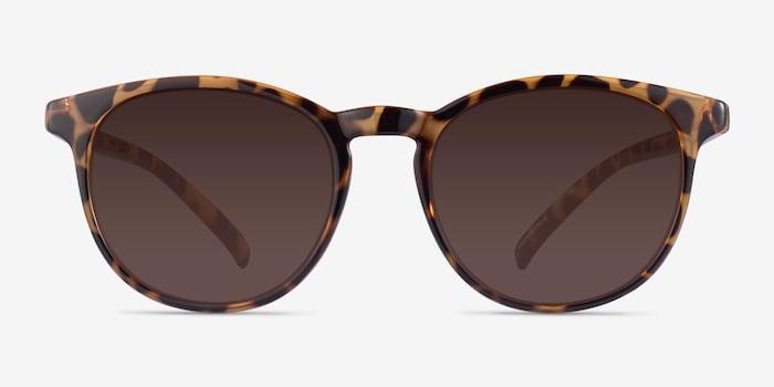 Brown/Tortoise Deja vu -  Plastic Sunglasses