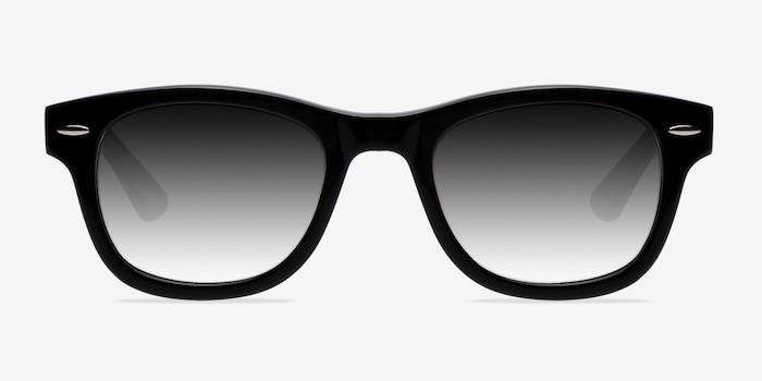 Black Hanoi -  Acetate Sunglasses