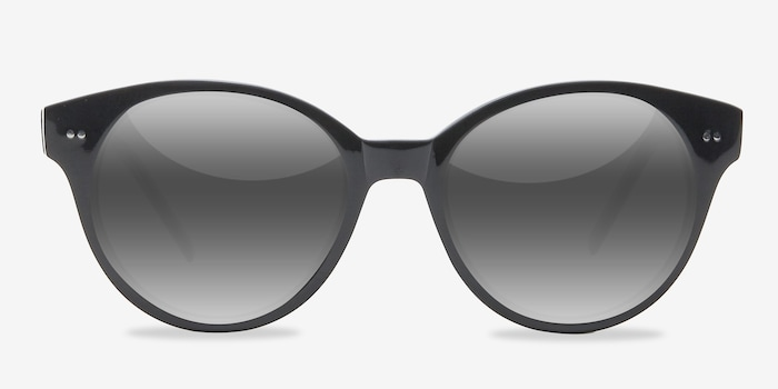 Black  Angie -  Acetate Sunglasses