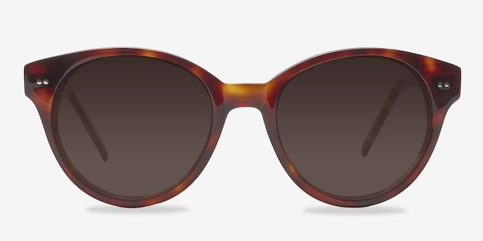 Tortoise  Angie -  Acetate Sunglasses