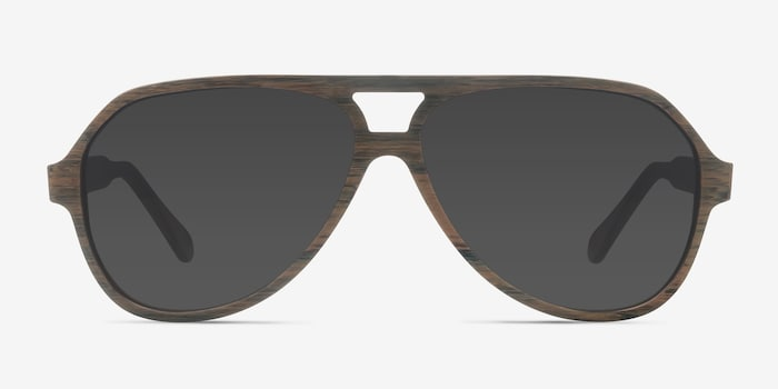 Brown Americana -  Acetate Sunglasses