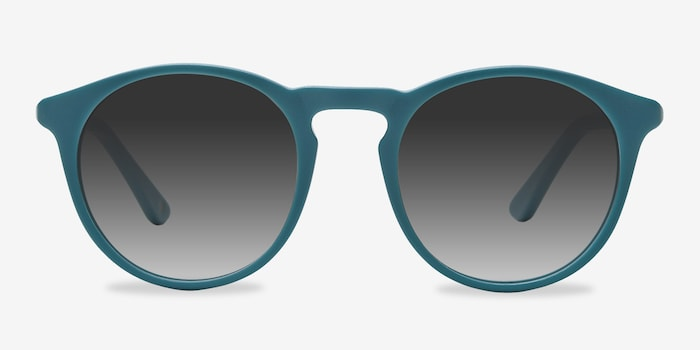 Matte Green Air -  Acetate Sunglasses