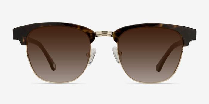 Tortoise Somebody New -  Vintage Acetate Sunglasses