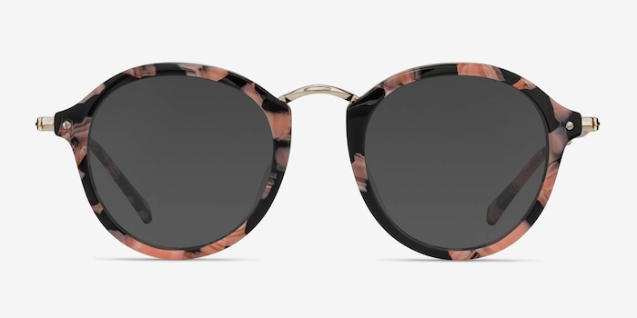 Atmos Floral Acetate Sunglass Frames from EyeBuyDirect, Front View