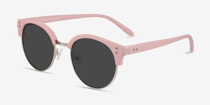 Samba   Pink   Women Metal Sunglasses   EyeBuyDirect