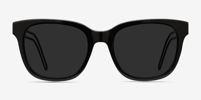 Black Circuit -  Acetate Sunglasses