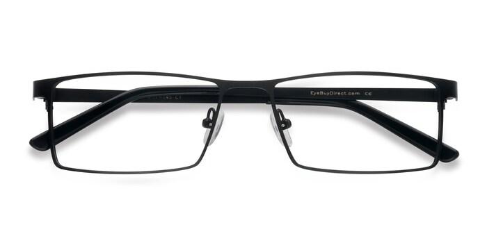 Black Herald -  Metal Eyeglasses
