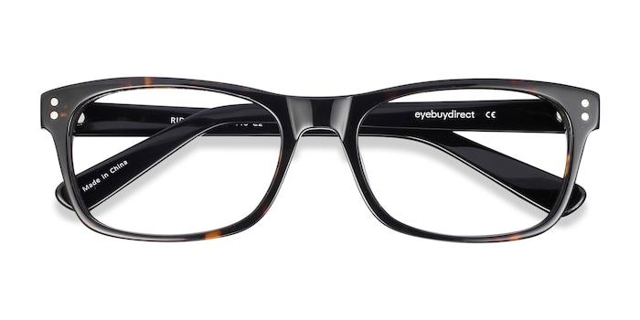 Tortoise Ridge -  Fashion Acetate Eyeglasses