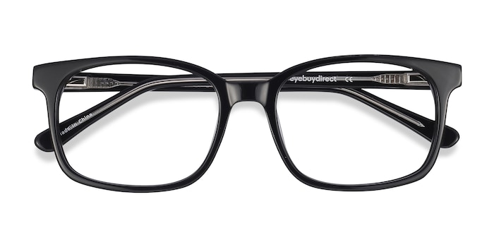 Black Claudia -  Fashion Acetate Eyeglasses