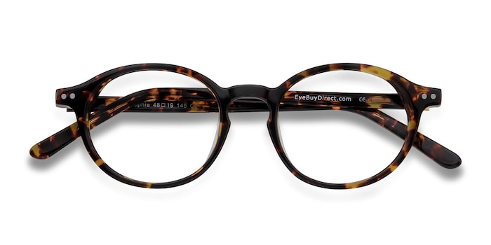 Tortoise Sophie -  Fashion Acetate Eyeglasses