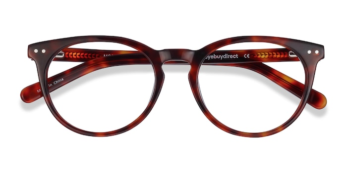Morning | Tortoise Acetate Eyeglasses | EyeBuyDirect