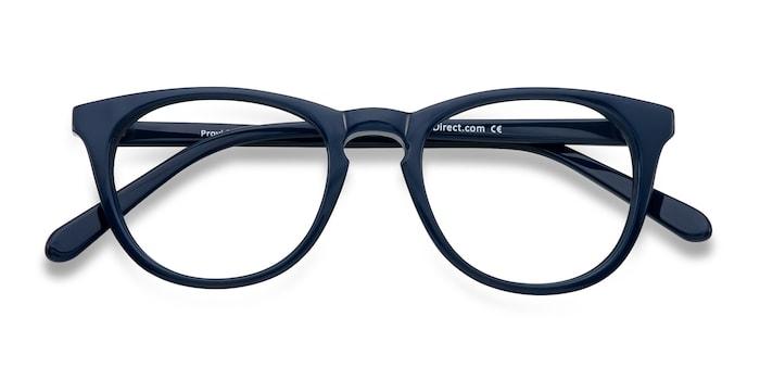 Navy Providence -  Fashion Acetate Eyeglasses