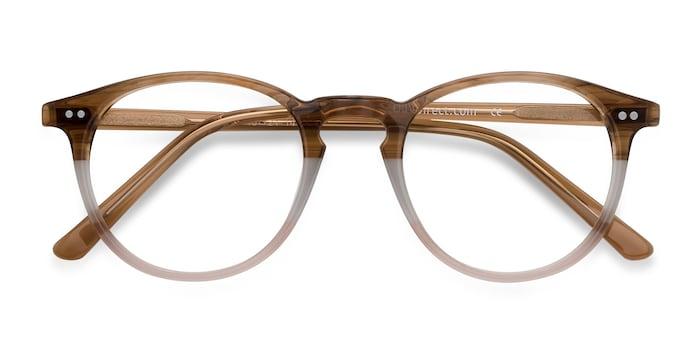 Kyoto | Neapolitan Acetate Eyeglasses | EyeBuyDirect