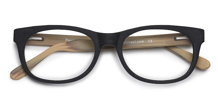 Black Panama -  Fashion Acetate Eyeglasses