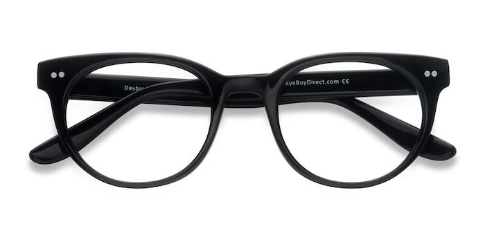Black Daybreak -  Vintage Acetate Eyeglasses