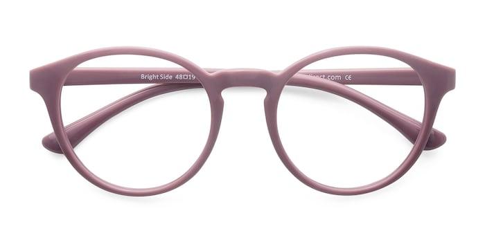 Purple Bright Side -  Classic Plastic Eyeglasses
