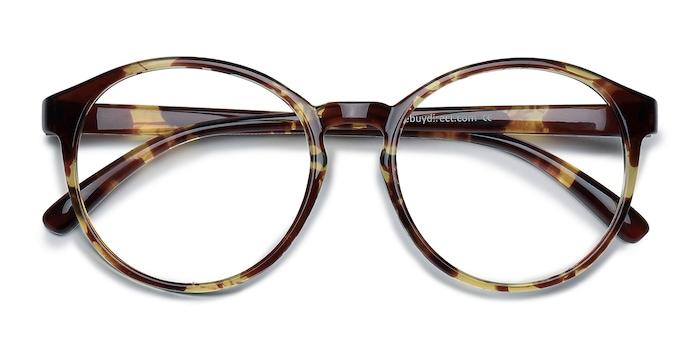 Tortoise Delaware -  Fashion Plastic Eyeglasses