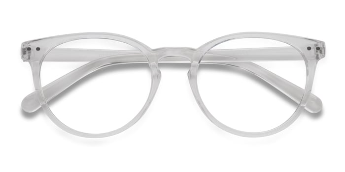 Transparent Little Morning -  Plastique Lunettes de Vue