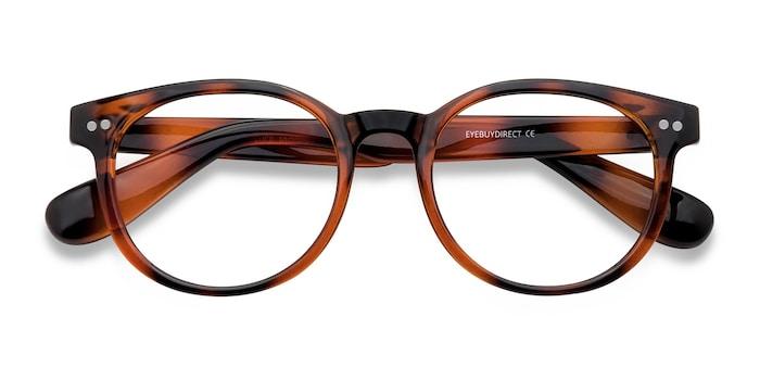 Brown Achiever -  Plastic Eyeglasses