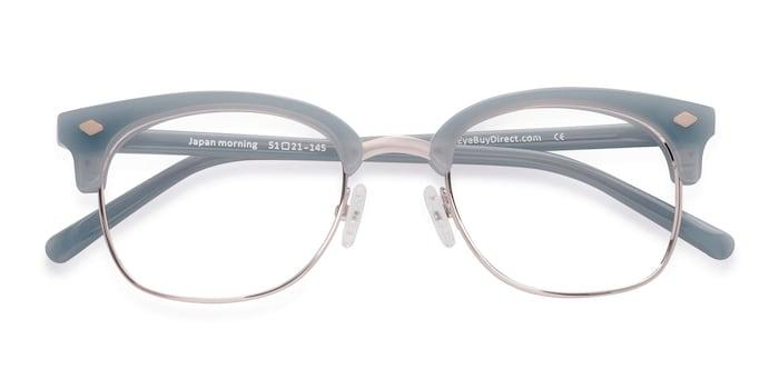 Blue  Japan Morning -  Designer Acetate Eyeglasses