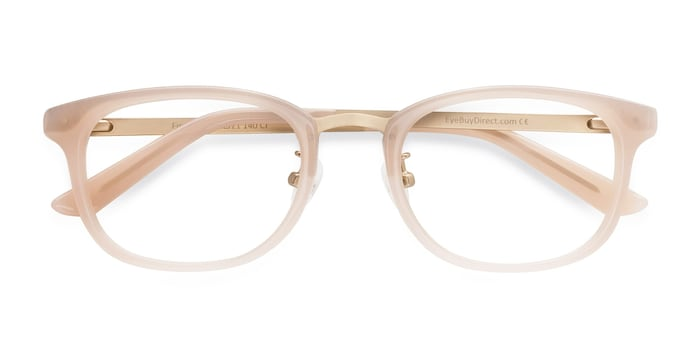 Pink First Light -  Designer Acetate Eyeglasses