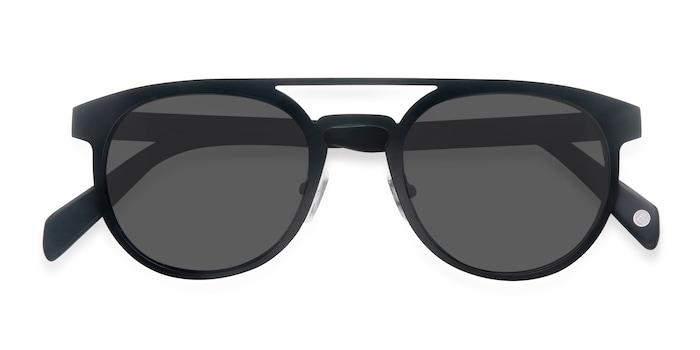 Black Playground -  Metal Sunglasses
