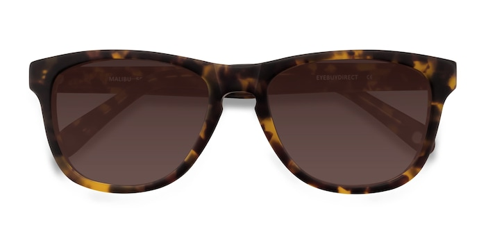 Brown/Tortoise Malibu -  Acétate Solaires