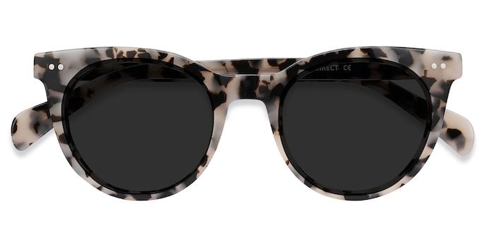 Gray/Tortoise Divine -  Vintage Acetate Sunglasses