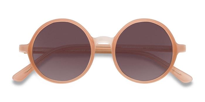 Pink Alena -  Vintage Acetate Sunglasses