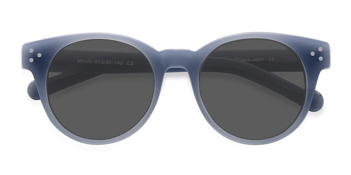 Blue Minuit -  Acetate Sunglasses