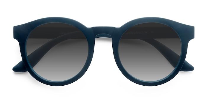 Matte Blue Oasis -  Plastique Solaires