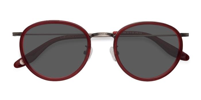Red Sun Tea -  Vintage Acetate Sunglasses
