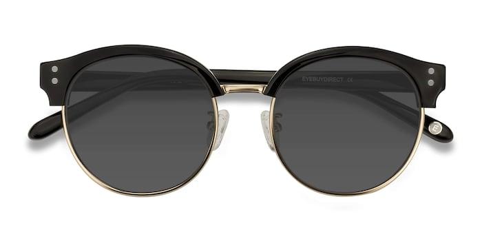 Black Limoncello -  Vintage Acetate Sunglasses