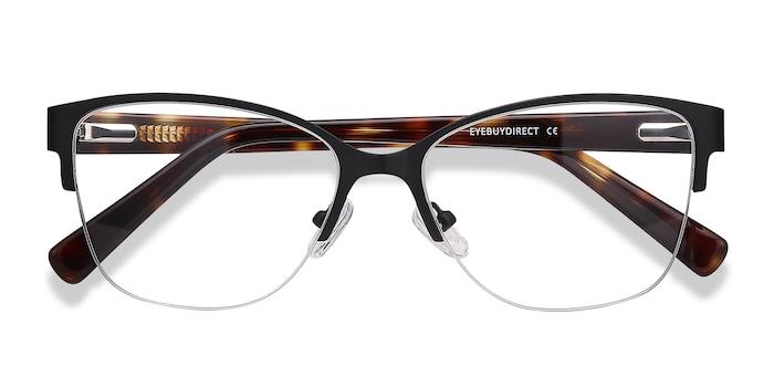 Black Feline -  Acetate Eyeglasses