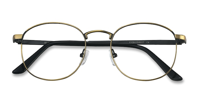 Bronze St Michel -  Metal Eyeglasses